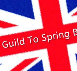 Brits Guild To Spring Break