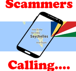 seychelles Scam Phone Call